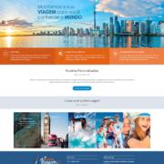 Guiando sua Viagem - Criação de sites